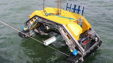 Преобразователи частоты VLT позволяют быстро и точно устанавливать кабели в море